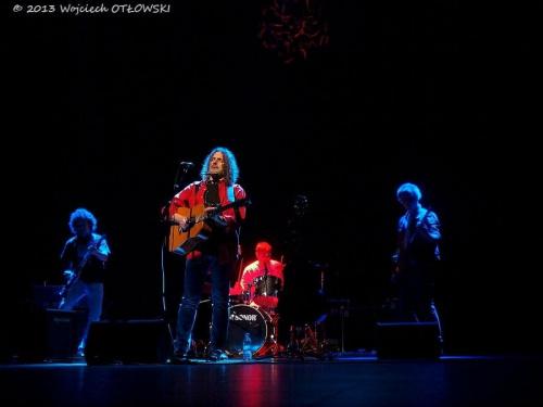 Stachuriada w Suwalskim Ośrodku Kultury. Koncert Marka Gałązki z zespołem. Suwałki; 28.XI.2013 #Stachuriada #SuwalskiOśrodekKultury #koncert #GałązkaMarek #muzyka #bard #Stachura