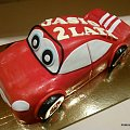 Zic zac dla Jasia #ZicZac #samochody #auta #BajkaAuta #TortyOkazjonalne