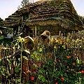 urok dawnej wsi #ChatyDrewniane #Mazowsze #wieś