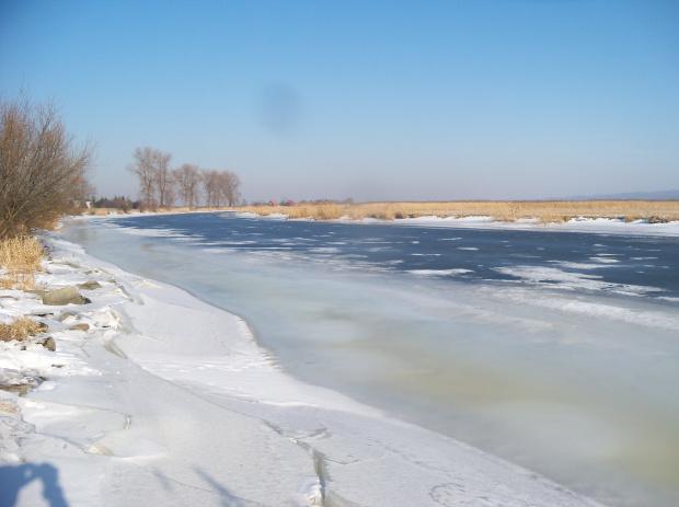 Nowakowo - rzeka Elbląg