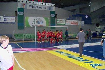 Turniej rocznika 2002 8.02.2014r.