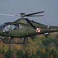 PZL-Świdnik SW-4 Puszczyk Siły Powietrzne RP