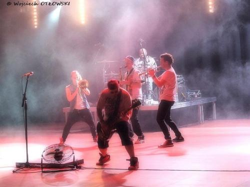 Koncert zespołu Enej w Suwalskim Ośrodku Kultury, 21 lutego 2014 #Enej #Koncert #ska #Suwalki #SuwalskiOśrodekKultury