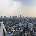 Widok z Hotelu Grand China w Bangkoku #azja #podróże #tajlandia #bangkok #GrandChina