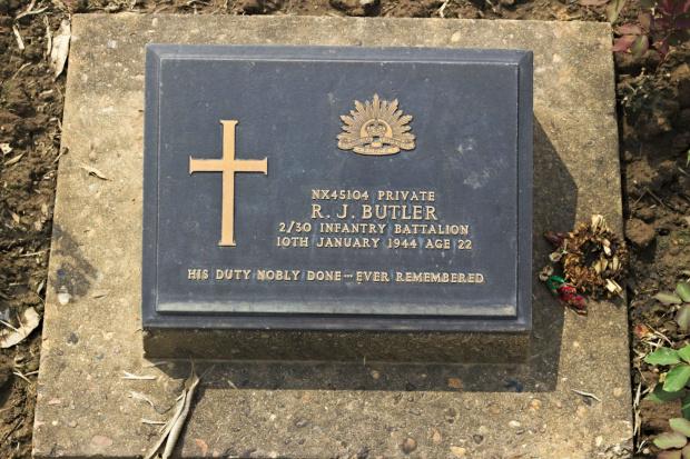 Cmentarz żołnierzy amerykańskich w Kanchanaburi #kwai #birma #muzeum #tajlandia #azja #Kanchanaburi #cmentarz