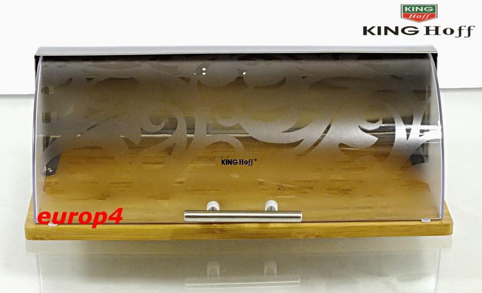 Clebak metalowy Kinghoff KH 3614