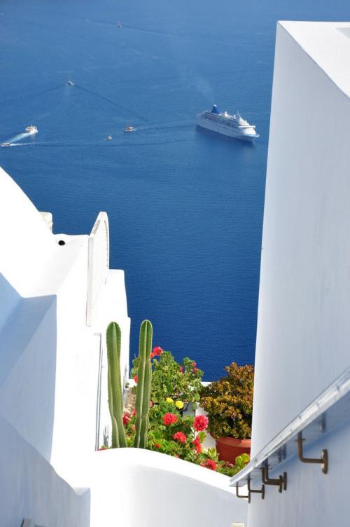 Santorini 2011; Fira
