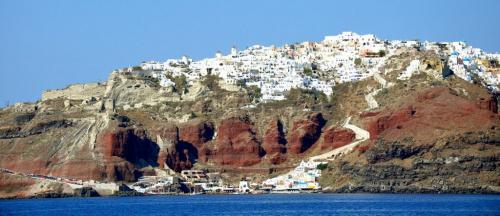 Santorini 2011; Oia