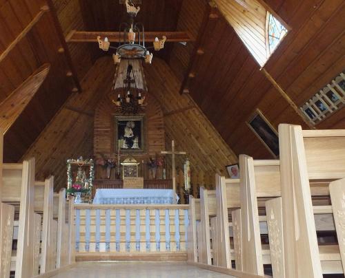 Kaplica Matki Boskiej Różańcowej na Gubałówce