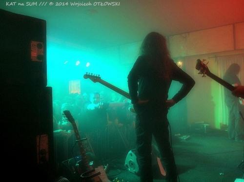 Koncert zespołu Kat, Suwalskie Uch0 Muzyczne, Suwałki, 12.IV.2014 #Kat #Koncert #NaStarówce #PiwiarniaWarka #SuwalskieUchoMuzyczne #Suwałki