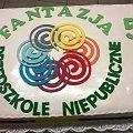 Tort na urodziny Przedszkola Fantazja #PrzedszkoleFantazja #tort #fantazja #urodziny #TortyOkazjonalne