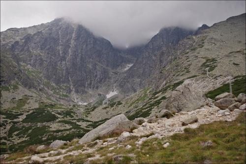#góry #Łomnica #Słowacja #Tatry