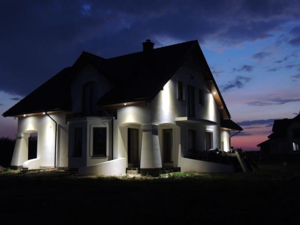 Oswietlenie Zewnetrzne Budynku Dzienniki Budowy Forum