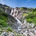 Siklawa... #arietiss #góry #krajobraz #panorama #Tatry