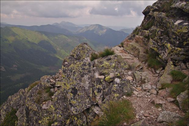 #góry #Lipiec2014 #Ornak #Tatry #TatryZachodnie