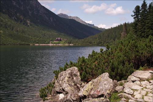 #góry #Lipiec2014 #MorskieOko #Tatry