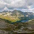 Podejście na Szpiglasową Przełęcz... #arietiss #góry #krajobraz #panorama #Tatry