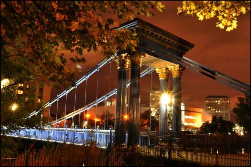 Gorbals Bridge (Glasgow)..