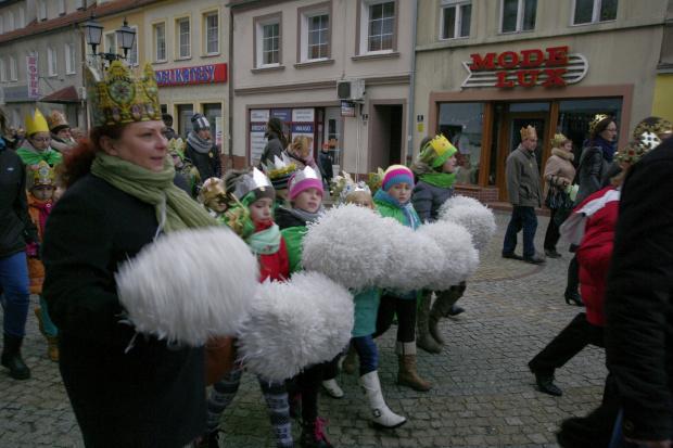 Orszak Trzech Króli #Lubsko #OrszakTrzechKróli #TrzechKróli