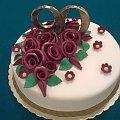 90 urodziny Pani #TortOkazjonalny #tort #torty #urodziny