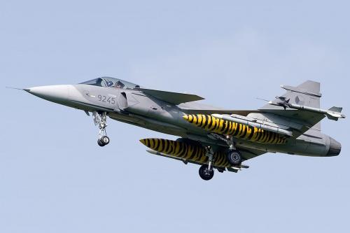 Saab JAS-39 C Gripen, Czech Republic - Air Force