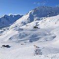 Grossglockner - Heiligenblut #Alpy #Austria #Narty #Nassfeld