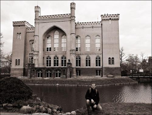 Zamek w Kórniku - 13.04.2014 :)