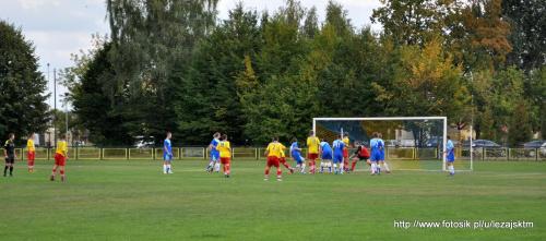 Pogoń Leżajsk - Stal Łańcut (4:0), 14.09.2013 r. #łańcut #leżajsk #pogoń #pogon #lezajsktm #StalŁańcut #PogońLeżajsk