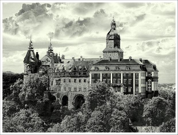 ... #ZamekKsiąż #Wałbrzych #Książ #DolnyŚląsk #KsiążańskiParkKrajobrazowy