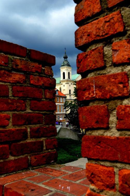 ,,na Starówce w Warszawie,,