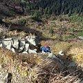 Na Perci Akademickiej #góry #beskidy #BeskidŻywiecki #BabiaGóra